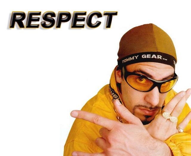 Respect - Ali G