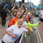 Why supporting at races is good for you
