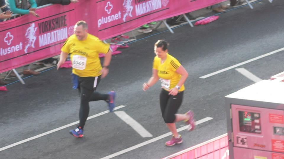 Every marathon needs a sprint finish!