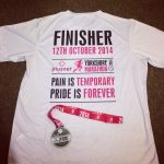 What the 2014 Yorkshire Marathon meant to me.
