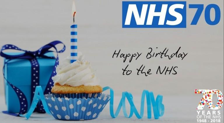 NHS at 70