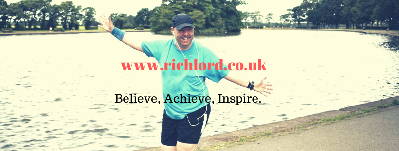 Rich Lord - Believe, Achieve, Inspire
