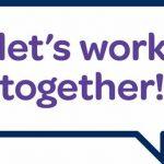 Partnerships – let's work together