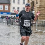 Supporting the promotion of Pontefract Half Marathon