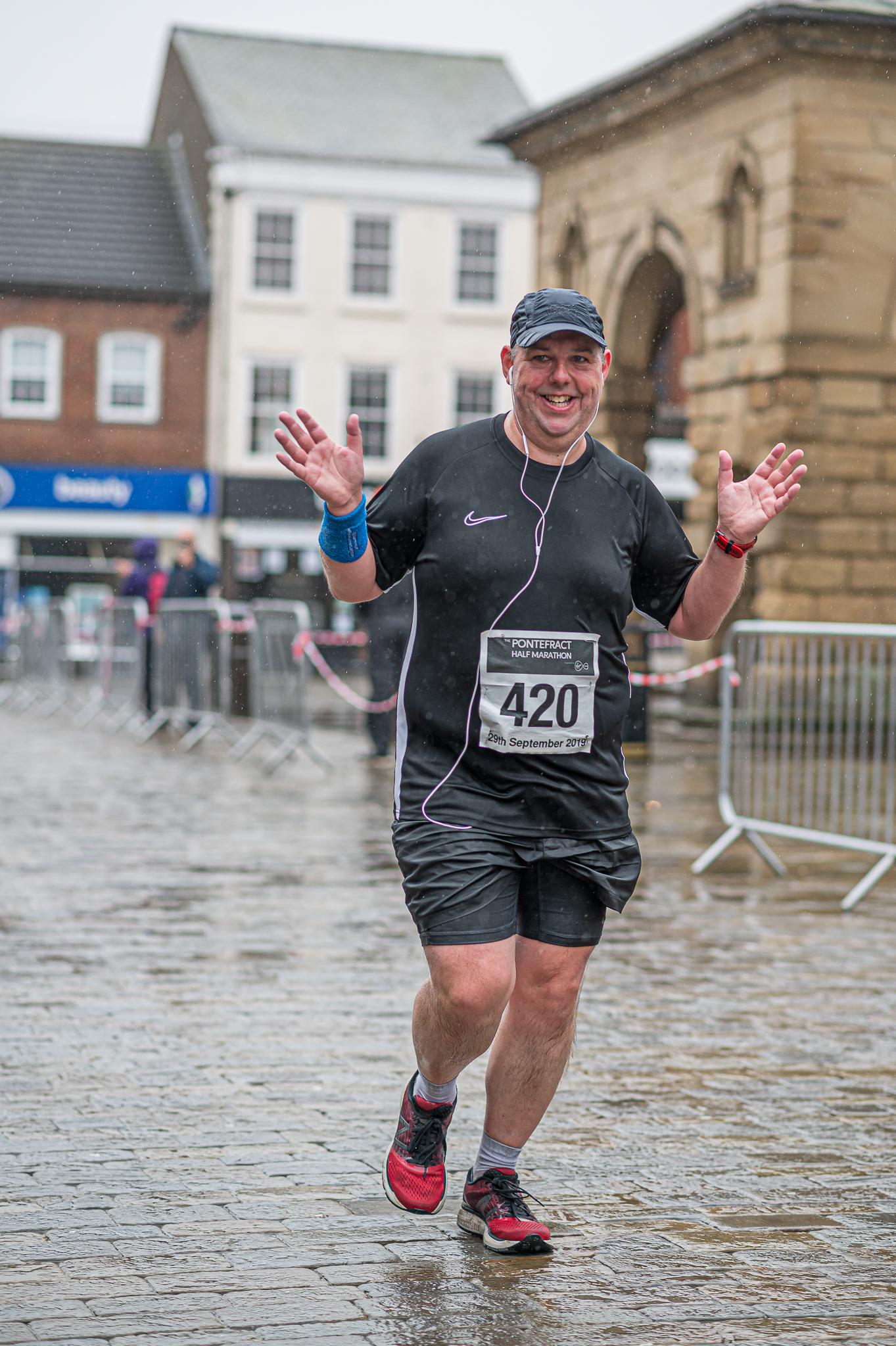 Pontefract Half Marathon