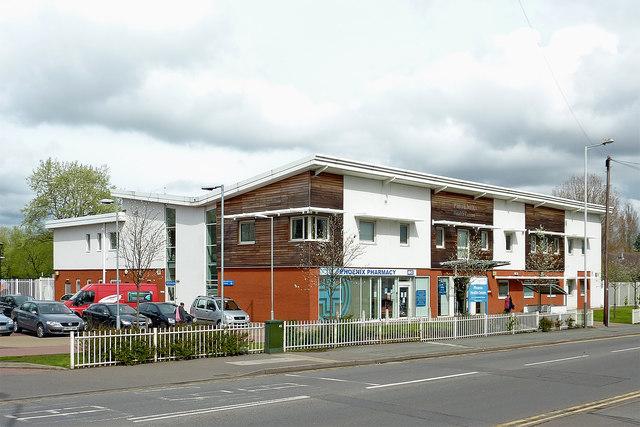 Phoenix Health Centre, Wolverhampton
