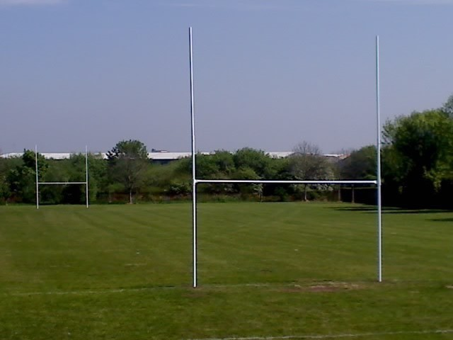 Hilton Hall Rugby League pitch