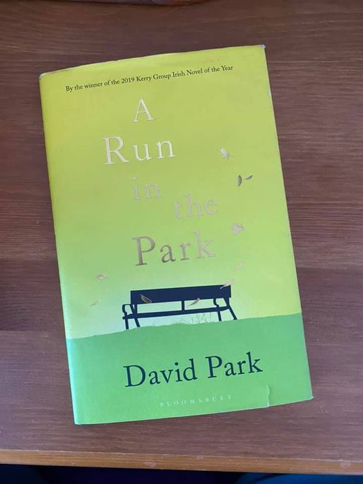 A run in the park – David Park