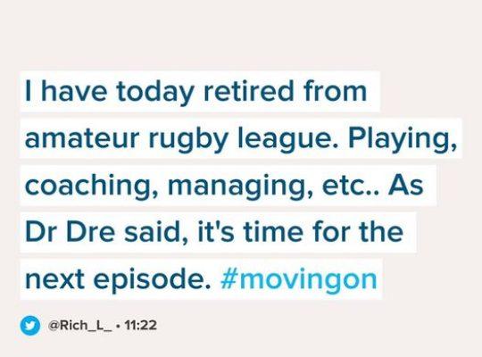 Dr Dre Moving On