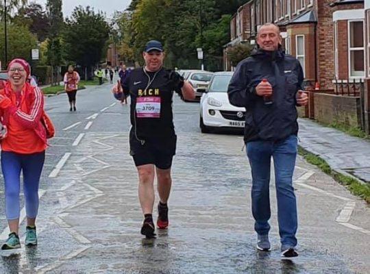 Marathon Support Crew 2019