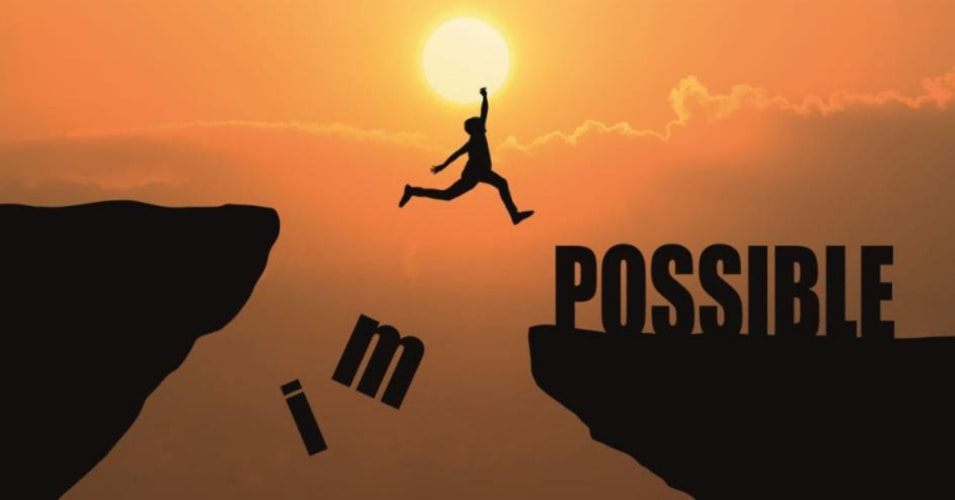 Possible, Not Impossible